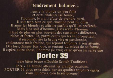 Porter 39
