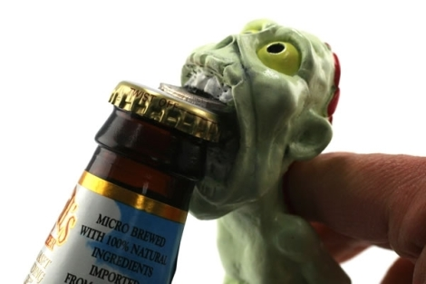 Décapsuleur Zombie
