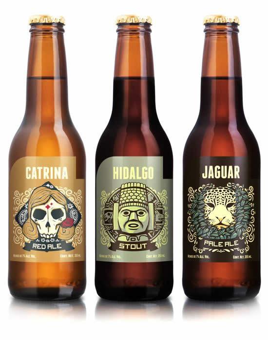 Voici les 25 plus belles étiquettes ou emballages de bières (5/6)