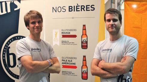 David Cayer & Julien Niquet, propriétaires