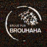 Brouhaha HD Mosaïque