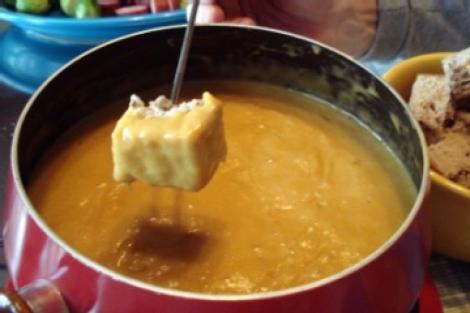 fondue au fromage & stout