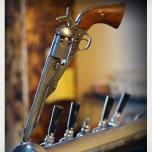 Poignée revolver