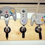Poignées Nintendo
