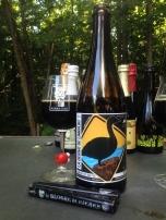 7- Microbrasserie Des Beaux Prés - La Dérive De Limoilou: j'ai eu la chance de goûter à cette autre collaboration, par hasard lors d'une dégustation horizontale d'impérial stout. Et nous avons tous été surpris ! Une autre collaboration, cette fois avec un broue pub de Québec, La Souche, que j'ai aussi eu le plaisir de découvrir cet été. Cet impérial stout est tout simplement ce que l'on s'attend à boire lorsqu'on ouvre ce genre de bière !