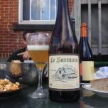 8- Hill Farmstead Brewery - Le Sarrasin: a top 10 without a HF beer into it !? Impossible ! Even if this year kept Sean very busy with the building of their new brewery, he kept surprising us with delicate and tasty products, like this one. The only other brewery who knows how to get the grainy flavours out of his saison better them him, is in next spot !