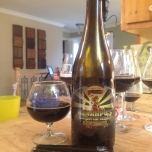 6- Cigar City Brewing - Double Barrel Hunahpu's: this was maybe my best catch this year and I was very excited to try. And I was not disappointed. Very solid body on this huge double barrel imperial stout. The residual sugar was a bit too intense though, It was pleasant to compare it to the regular version the at the same tasting !