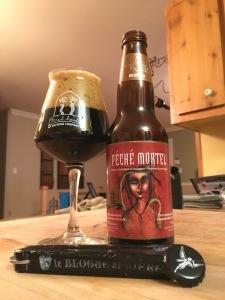 Dieu Du Ciel! - Péché Mortel en fût de Bourbon